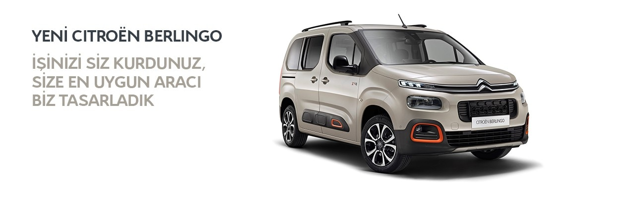 Berlingo -  Slider
